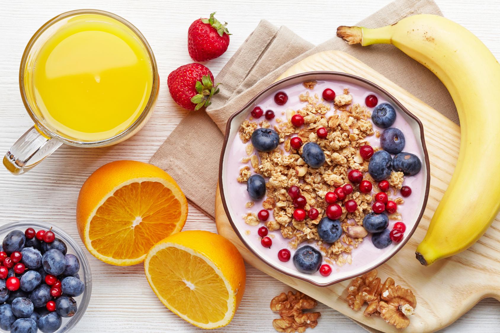 mangiare sano abitudini