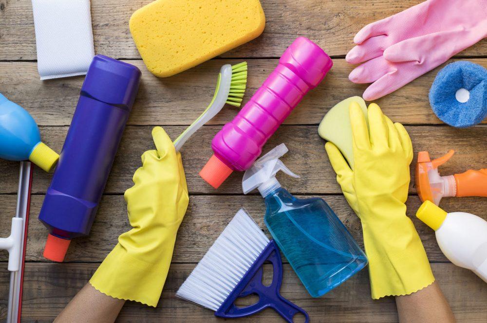 pulire casa consigli