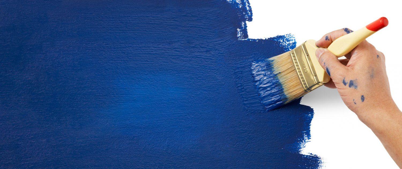 vernice stanza pitturare