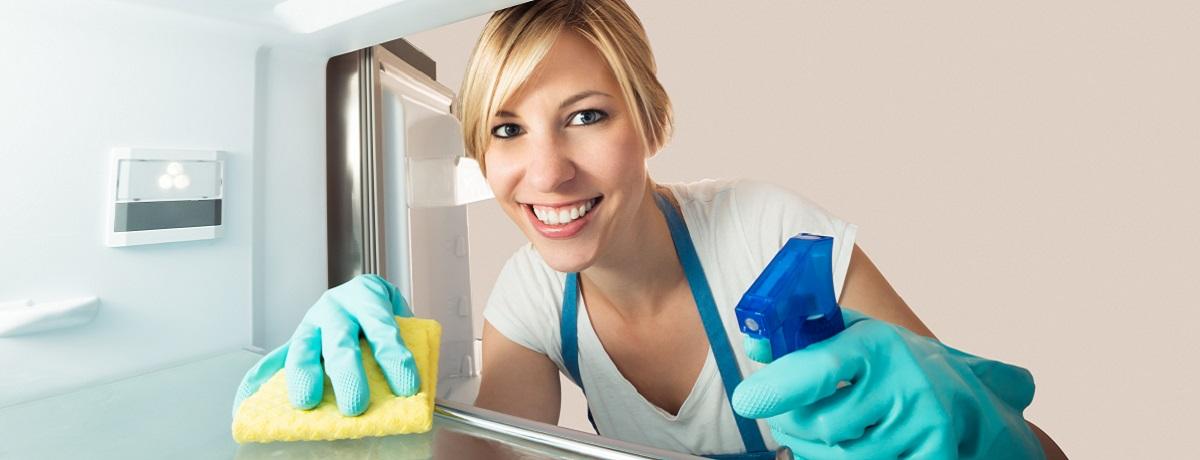 frigorifero-pulizia
