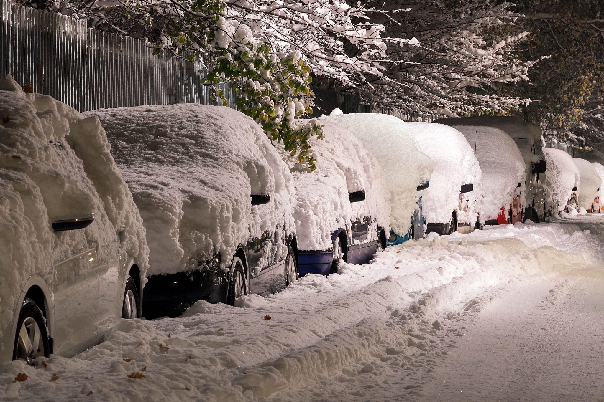 ghiaccio automobile