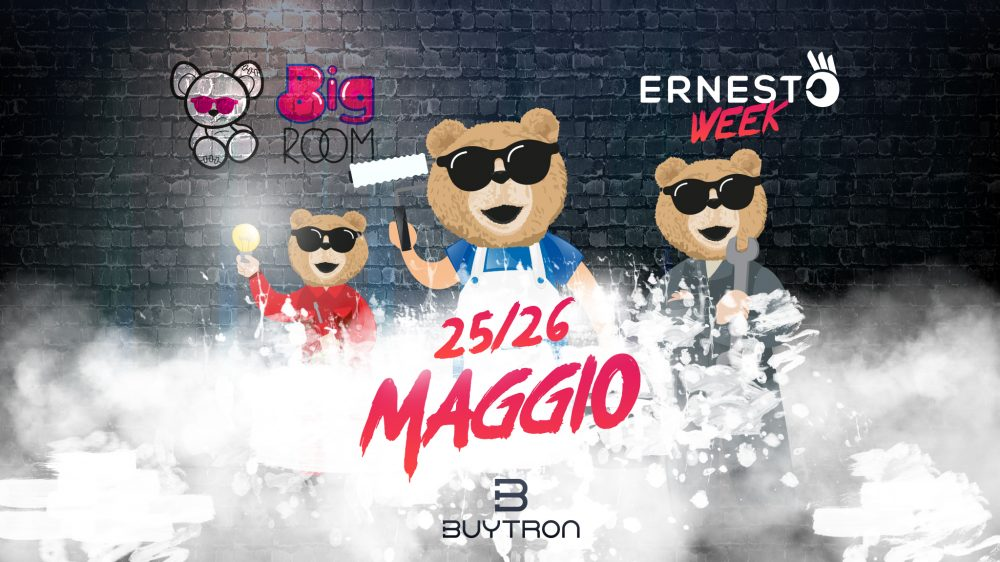 Ernesto Week Big RoOm