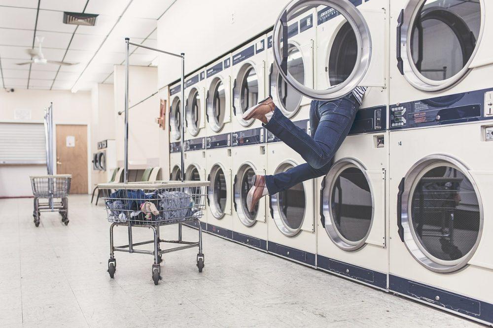 lavanderia fai da te