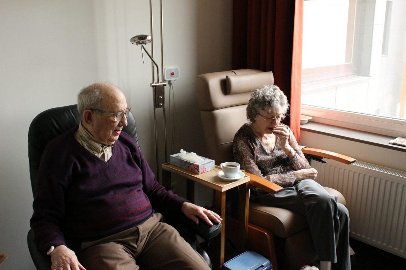 vecchiaia e quello che serve per stare bene a csa