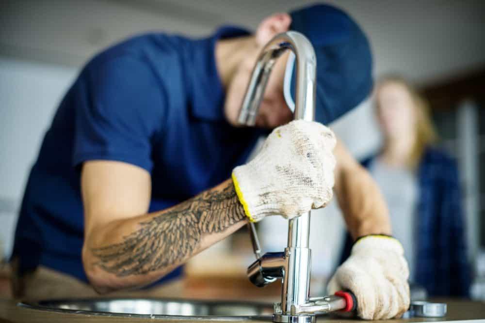 abitazione plumber work