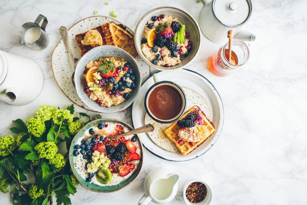 svegliarsi breakfast benefits
