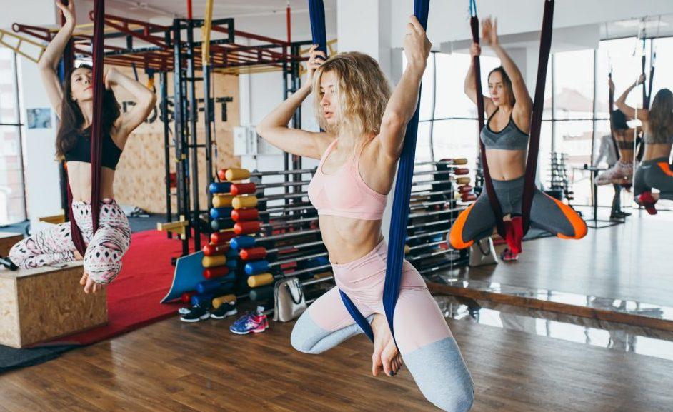 restare in forma gym