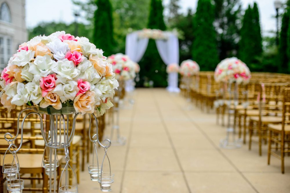 step per il bouquet