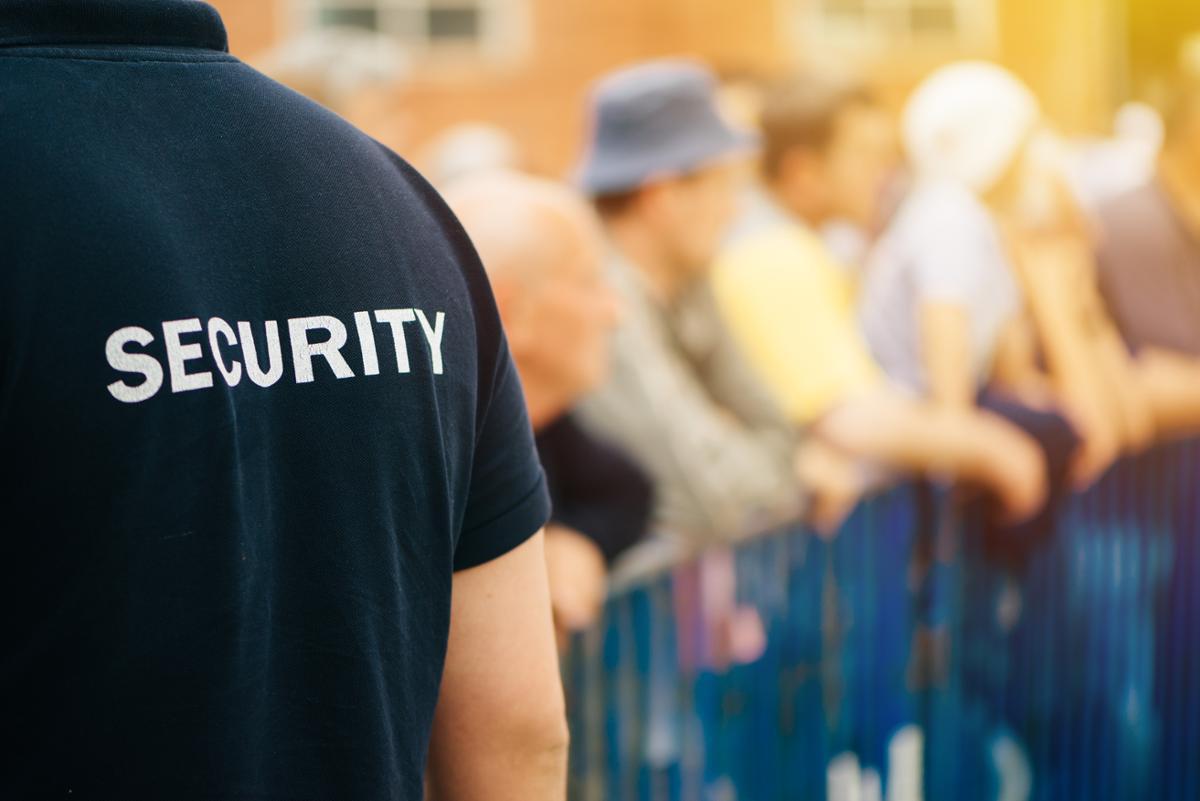 Bodyguards sicurezza eventi difesa