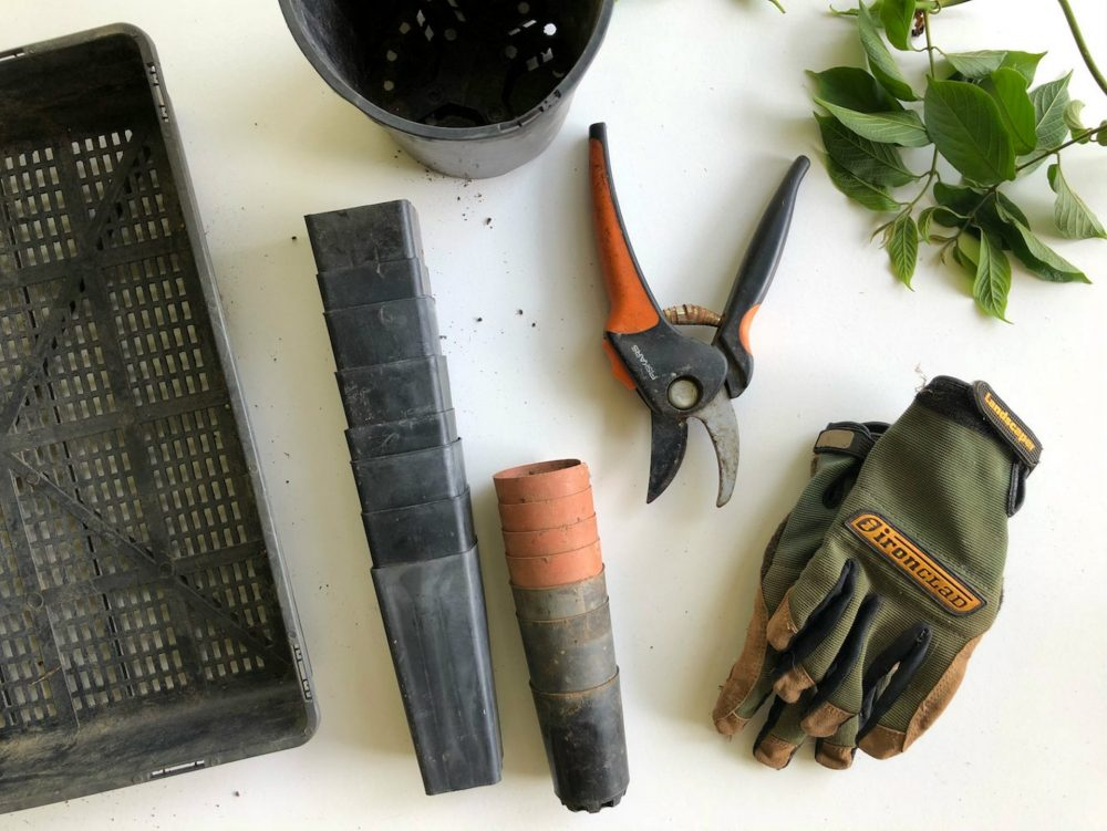 strumenti giardiniere