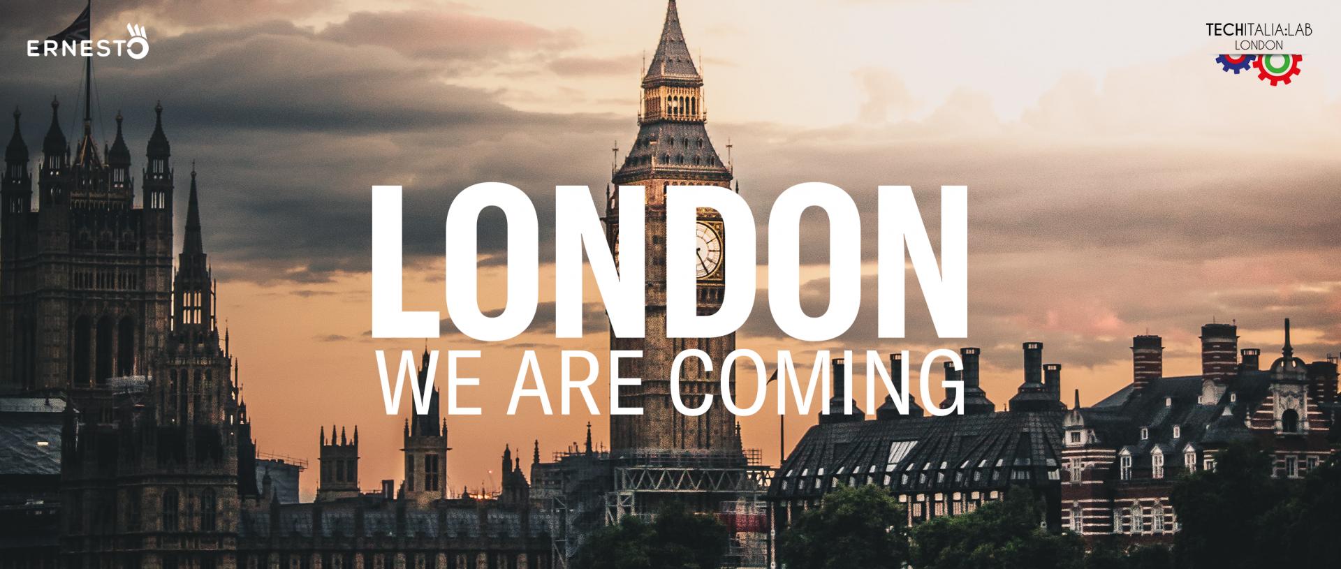 Ernesto a Londra