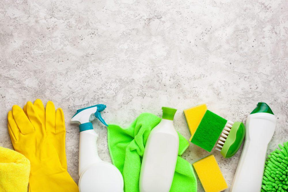 esempio prodotti per sanificare casa Covid-19