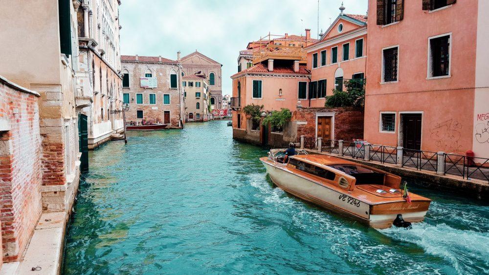 Bonus Vacanze italia Venezia