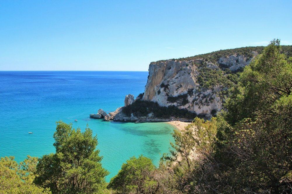 cammini in Italia Sardegna