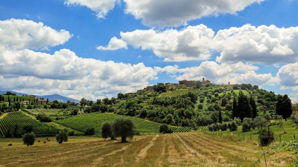 cammini in Italia Toscana