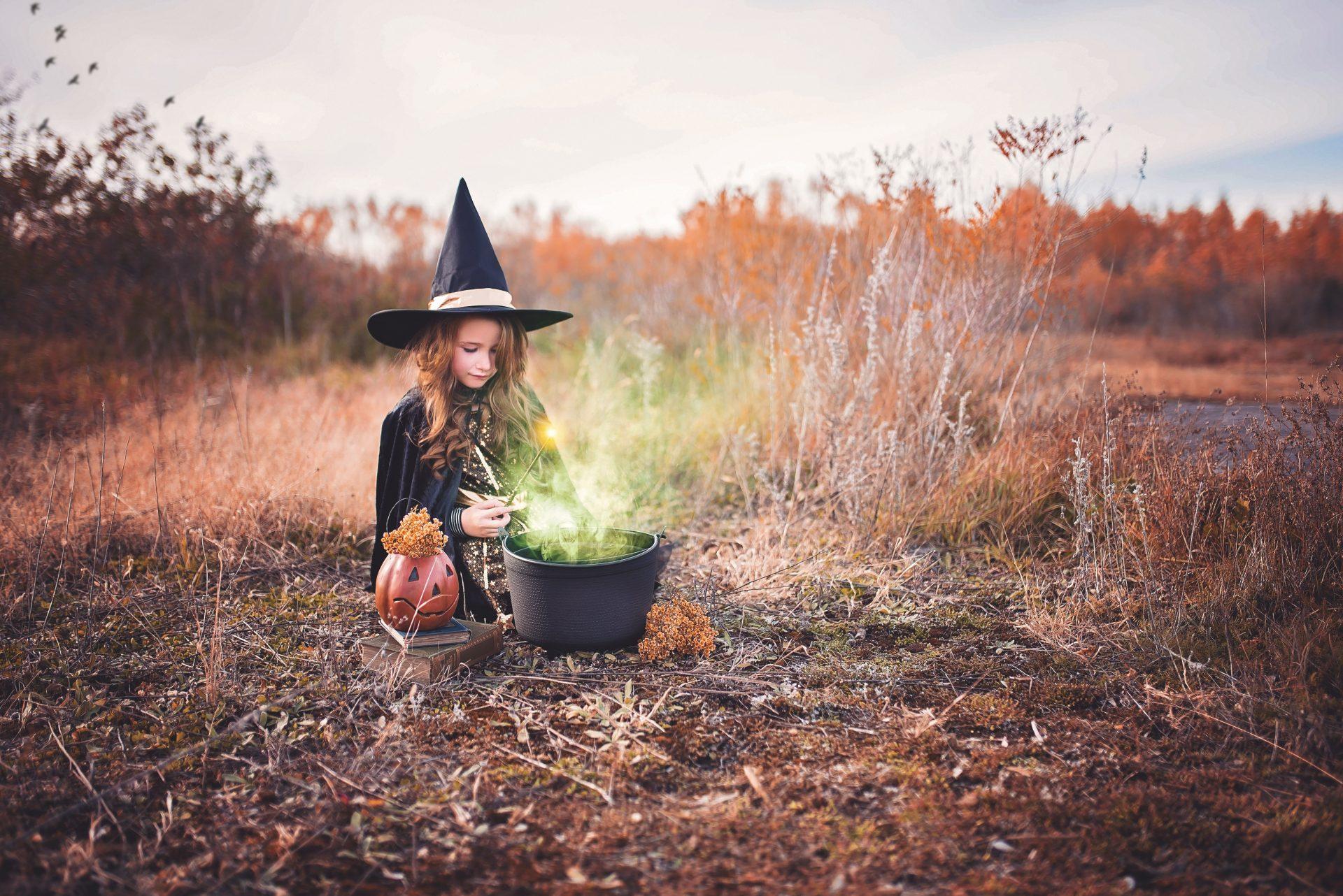 Halloween in casa per bambini