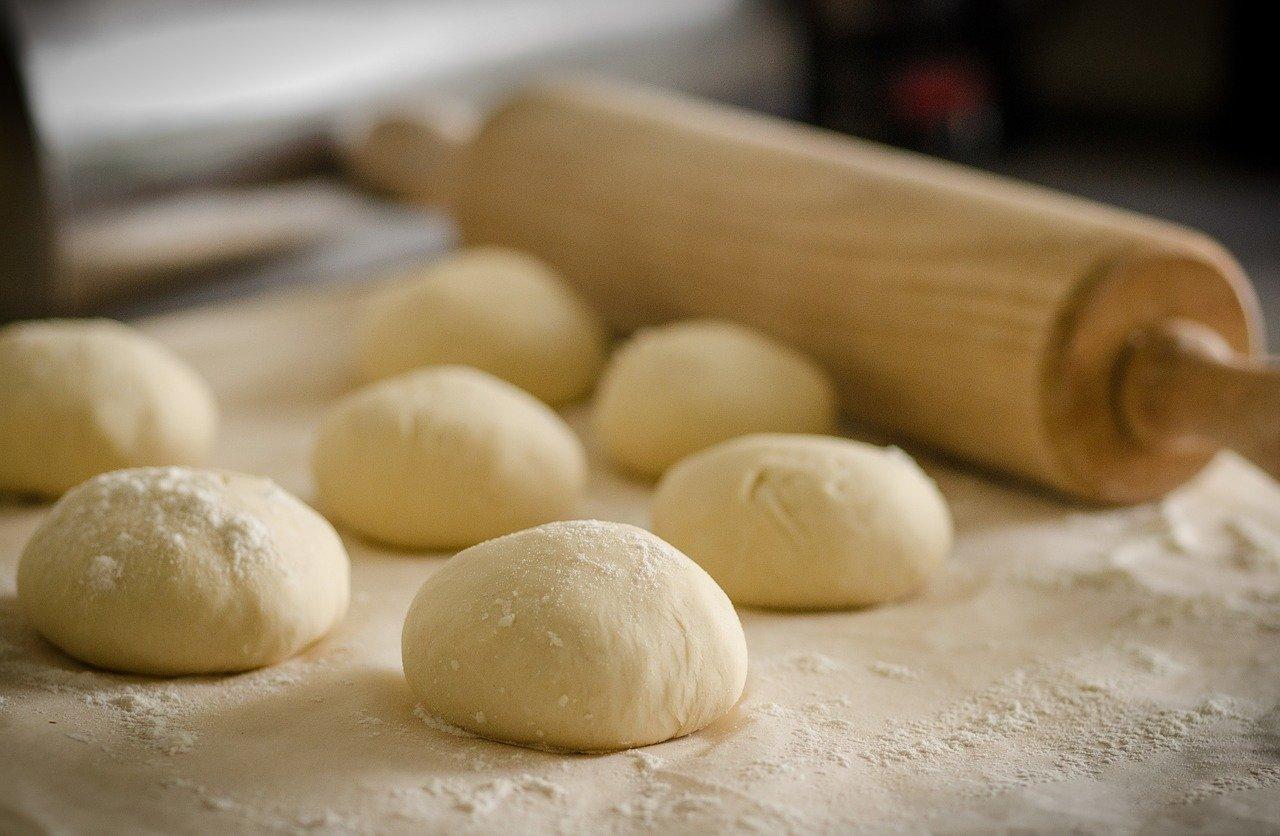 impasto per fare il pane