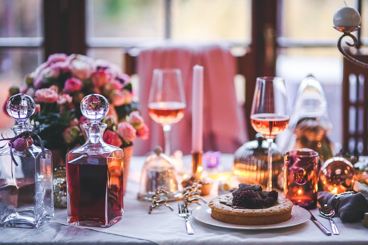 Piatti tipici tavola natalizia
