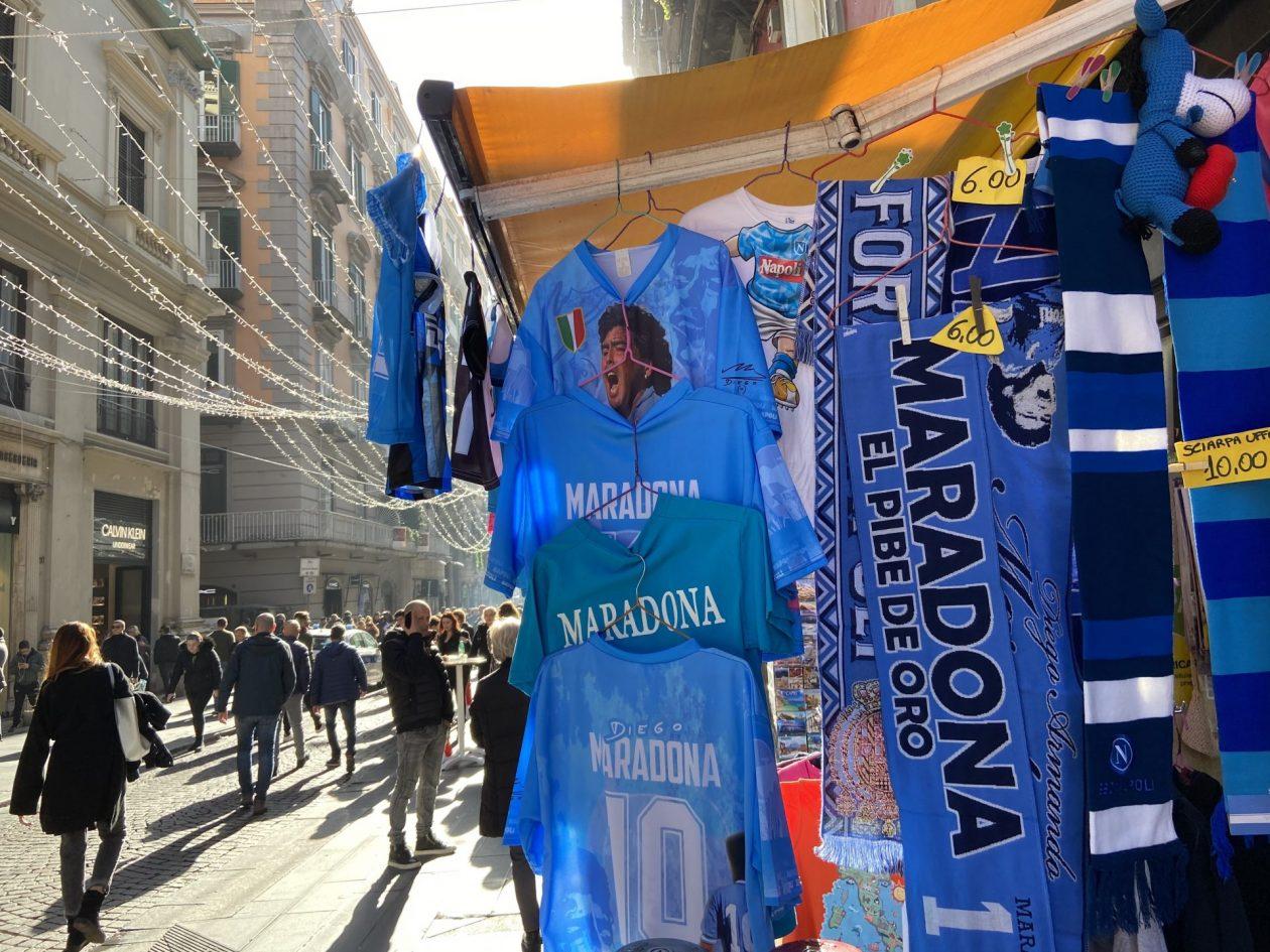 Napoli e Maradona