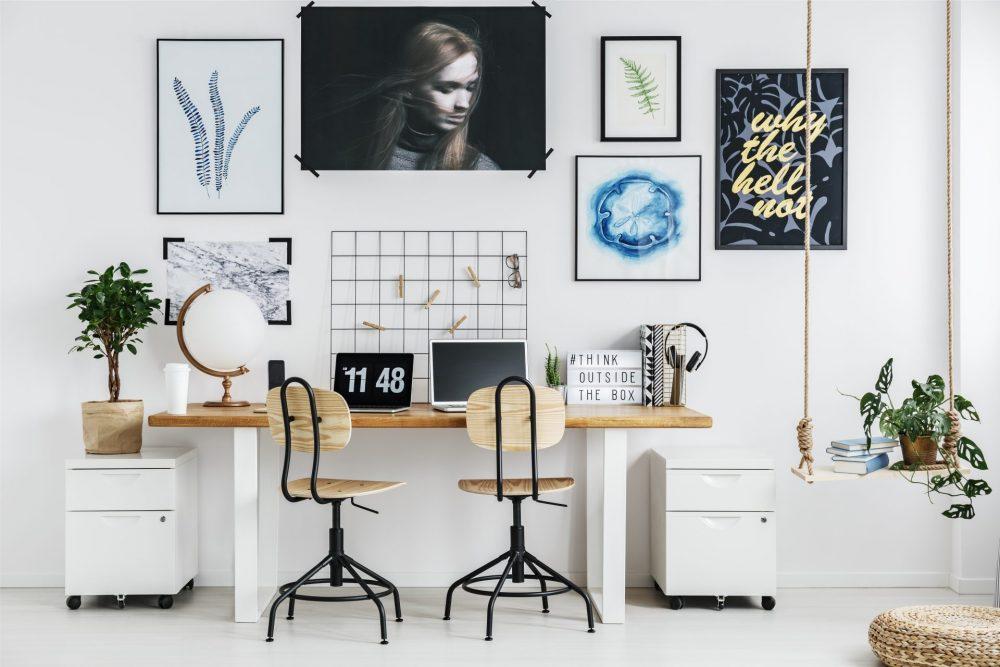 ufficio a casa smart working
