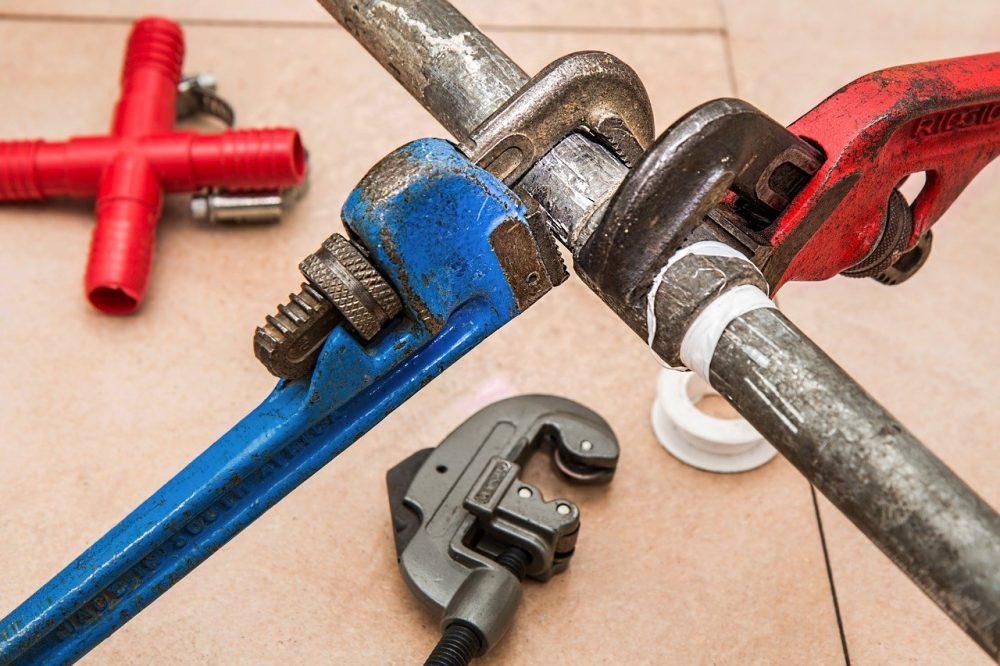 apparecchi idraulici a pressione