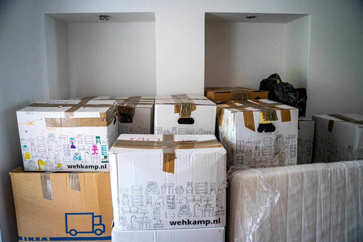 trasloco sicuro scatoloni