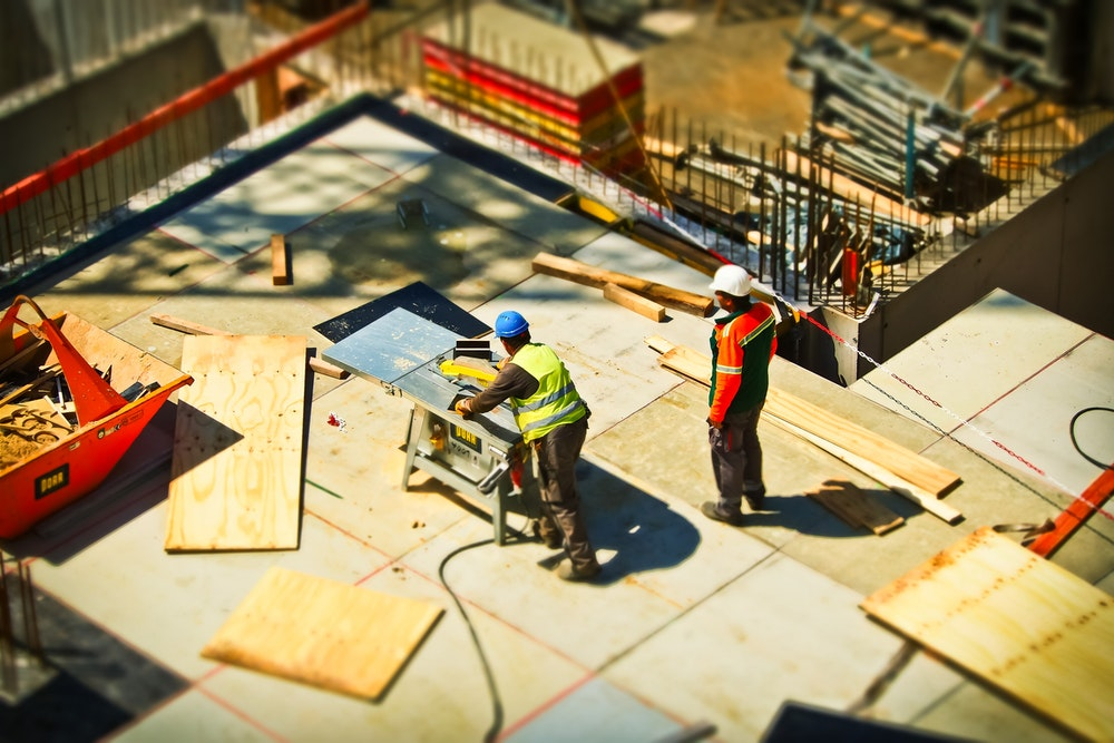 Costruzioni in muratura e Contratto d'opera