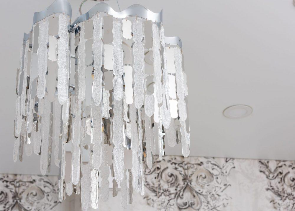 Installazione e montaggio lampadario