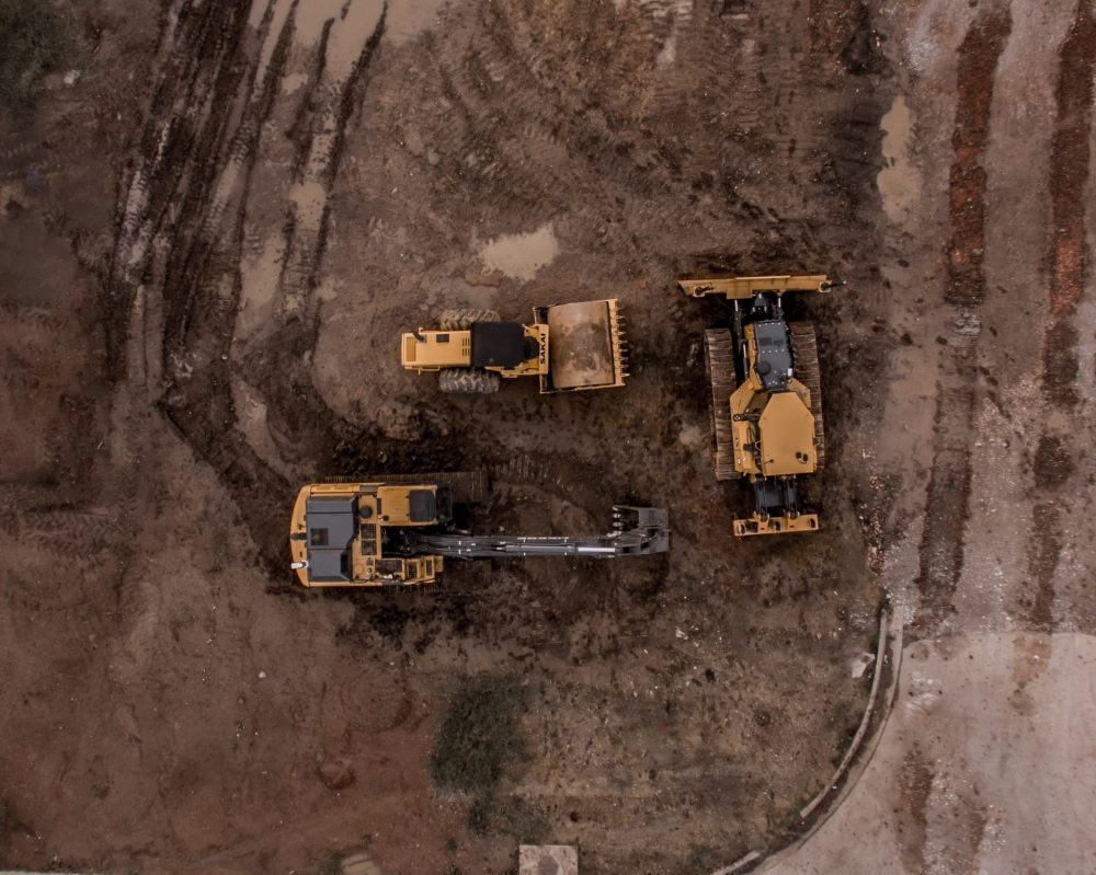 imprese di scavi e demolizioni
