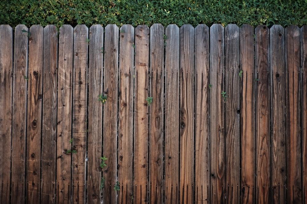 recinzioni esterne in pvc