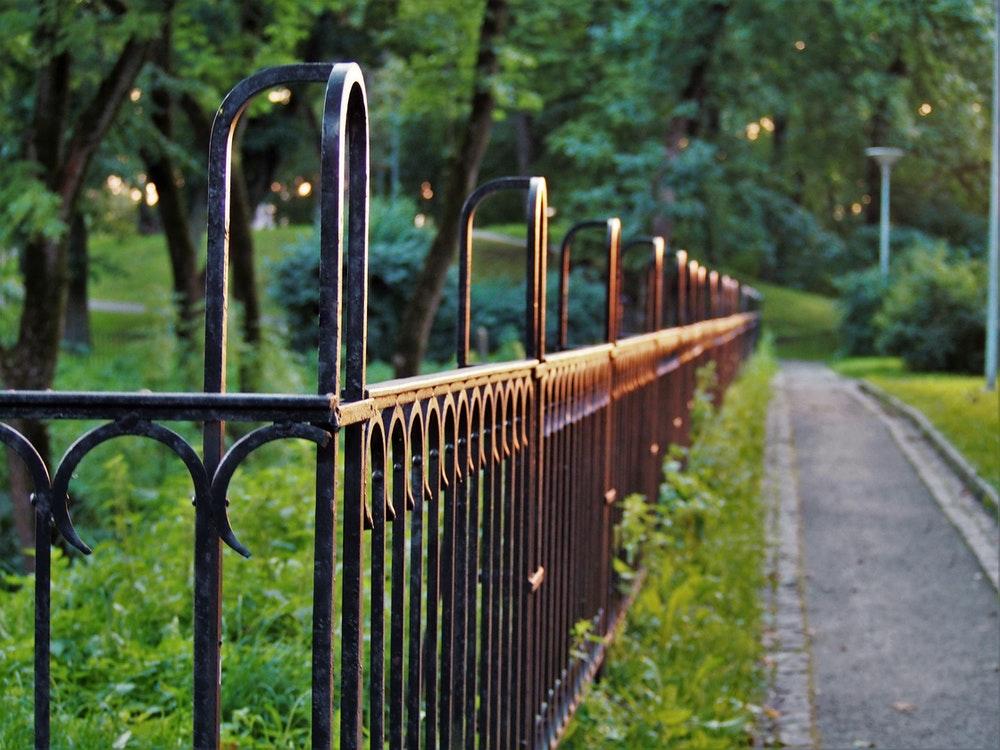 recinzioni esterne giardino