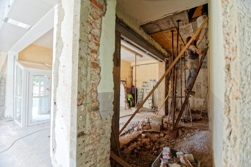 ristrutturazione su misura lavori